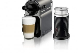Nespresso Inissia Original Espresso Machine with Aeroccino Milk Frother Review