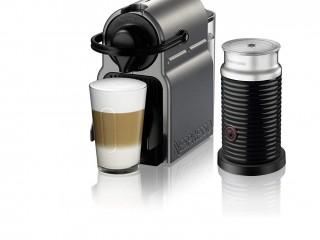 Nespresso Inissia Original Espresso Machine with Aeroccino Milk Frother Review
