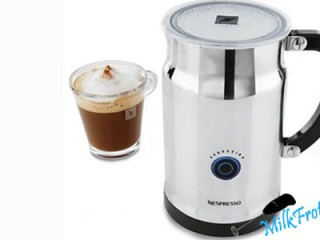 Nespresso Aeroccino Plus Milk Frother Review