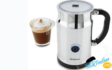Nespresso Aeroccino Plus Milk Frother 004