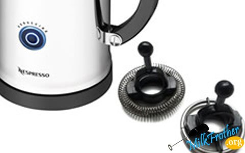 Nespresso Aeroccino Plus Milk Frother 005