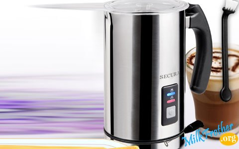 Secura Automatic Milk Frother 001