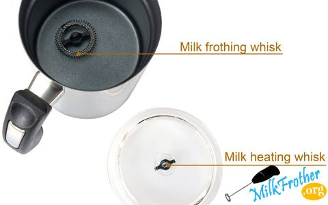 Secura Automatic Milk Frother 005