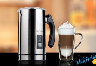Secura Automatic Electric Milk Frother and Warmer 250ml Review