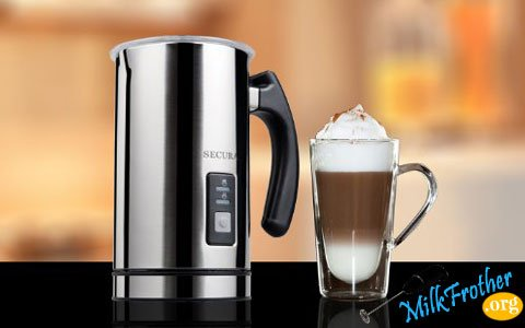 Secura Automatic Milk Frother 006