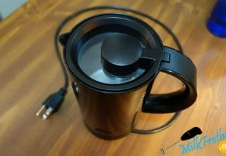 Starbucks Verismo Milk Frother Review